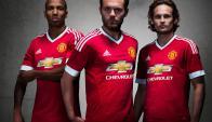 Cambios. Manchester United presentó su nueva camiseta con marca adidas. (Foto: Google Images)