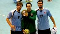 Uruguay. La Celeste busca un lugar en el Mundial 2015.