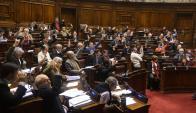 Plenario de Diputados. Foto: Ariel Colmegna
