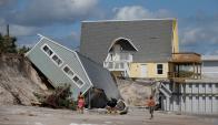 Estiman en hasta 40.000 millones de dólares los daños en el Estado de Florida. Foto: Reuters