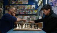 En Uruguay hay 200.000 personas que juegan ajedrez. Foto: Fernando Ponzetto.