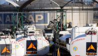 Acuerdo supone que BCU vende a Ancap US$ 20 millones por mes a precio fijado: Foto. F. Flores