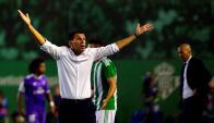 Los resultados no ayudaron y Poyet no pudo continuar su carrera en el fútbol chino. Foto: AFP