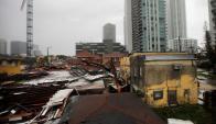 Irma provocó millonarios daños en el popular destino turístico de EEUU. Foto: Reuters