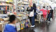 En varias sedes y hasta el 17 de septiembre irá a la Feria del libro de San José. Foto: Darwin Borrelli