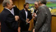 Conferencia del Partido Nacional. Foto: Fernando Ponzetto
