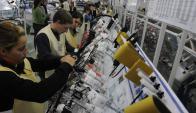 Autopartes: ha sido uno de los sectores más dinámicos de la industria. Foto: Archivo El País