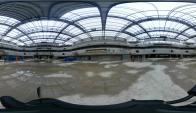 Antel Arena en 360. Foto: Gabriel Rodríguez