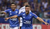 Giorgian De Arrascaeta está viviendo grandes momentos en Cruzeiro. Foto: @Cruzeiro