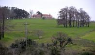 El campo de 600 hectáreas era propiedad de Morabito hasta hace 4 meses. Foto: R. Figueredo
