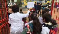 Directora entregó un comunicado con recomendaciones ante casos de varicela. Foto: N. González