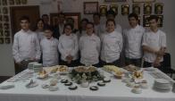 En la Olimpíada participarán chefs, profesionales, estudiantes y nuevos cocineros. Foto: F. Flores
