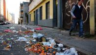 24 de las 29 ferias bajo la administración Martínez jamás han sido rotadas. Foto: M. Bonjour