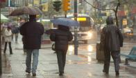 Durante el fin de semana estará frío y ventoso; luego mejora hasta el día viernes. Foto: Leonardo Carreño