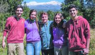 La edición anterior contó con la presencia de 5 estudiantes uruguayos. Foto: Difusión