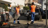 Tacuru es una de las ONG que más trabaja con los municipios. Foto: F. Flores