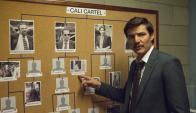 Pascal: el actor regresa como el agente de la DEA, Javier Peña. Foto: Difusión