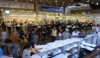 Tributos: recaudación bruta llegó a $ 28.838 millones en agosto. Foto: Archivo El País