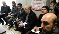 Abogados de El País y de Coya debatieron sobre libertad de expresión y el honor. Foto: M. Bonjour
