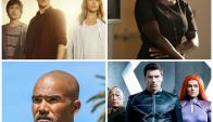 Las series The Gifted, Swat, Inhumans y How to Get Away with Murder