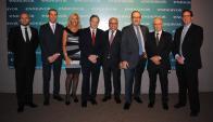 Eduardo Mangarelli, Andrés Bzurovski, María Noel Ache, Ariel Pfeffer, Andrés Cerisola, Martín Guerra, Alvaro Moré, Sergio Fogel.