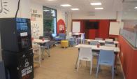 En esta nueva sede, clientes, estudiantes podrán trabajar en proyectos, asisitir a conferencias o participar en  charlas de mentoreo.