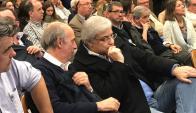 Gonzalo Mujica participó de un acto del Partido Nacional. Foto: Pablo Fernández