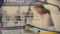 En el mes hubo 1.550 vacantes relevadas. Foto: Gerardo Pérez