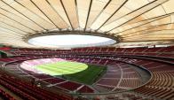 Así luce el nuevo Wanda Metropolitano previo a su inauguración. Foto: Reuters