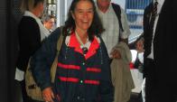Senadora Patricia Ayala. Foto: Francisco Flores / Archivo El País.