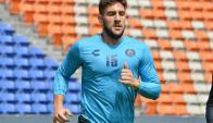 Lucas Cavallini convirtió su primer gol para Puebla