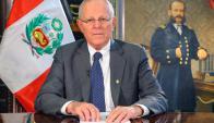 El presidente de Perú defendió los cambios en el gabinete. Foto: EFE