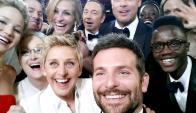 Más de 3.400.000 retuitearon la foto de Ellen DeGeneres en los Oscar. @TheEllenShow