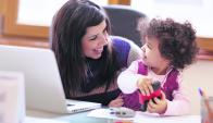 La probabilidad de repetición aumenta al 30% en los niños de padres separados. Foto: AFP