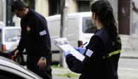 """Policía: investiga los tres crímenes. Serían """"ajuste de cuentas"""". Foto: D. Borrelli"""