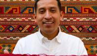 Tejedor. Porfirio Gutiérrez es uno de los grandes referentes en pigmentos naturales en Teotitlán.