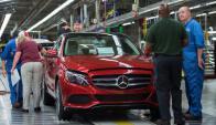 La producción en Tuscaloosa de vehículos de la marca EQ se iniciará a principios de la próxima década.