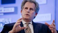 Lipton: el número 2 del FMI es uno de los autores del artículo. Foto: AFP