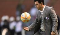 Marcelo Gallardo. Foto: AFP