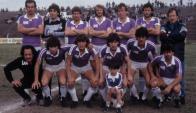 Defensor 1987, con veteranos ilustres como Ahuntchain o Falero y  las promesas de Sergio Martínez y Miranda.