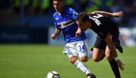 Sampdoria de Torreira y Ramírez le ganó al Milan