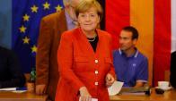 Angela Merkel. Foto: Reuters