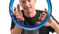 El inventor británico James Dyson. Foto: Reuters