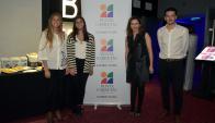 Vanina Friedmann, Camila Abreu, Luciana Lasus, Felipe Chetrit.