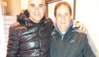 Jorge Contreras y Carlos Muñoz