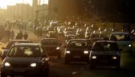 Peso: el BSE concentró el 56% de los vehículos asegurador. Foto: EFE