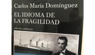 Nuevo libro de Carlos María Domínguez