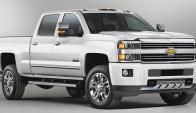 """La camioneta """"pickup"""" Chevrolet Silverado. (Foto: EFE)"""
