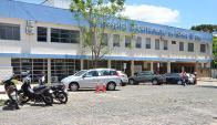 Funcionarios del hospital denuncian que el centro está paralizado. Foto: Archivo El País
