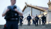 Saint Charles: el Estado Islámico reivindicó el atentado en la estación de tren. Foto: EFE